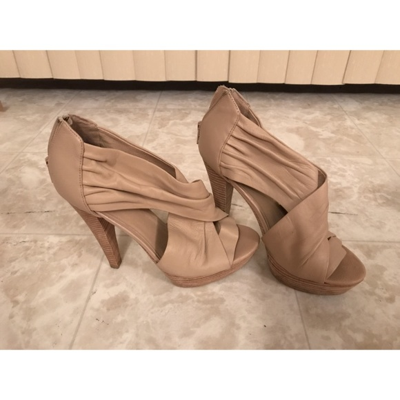 aldo shoes women 8 wood